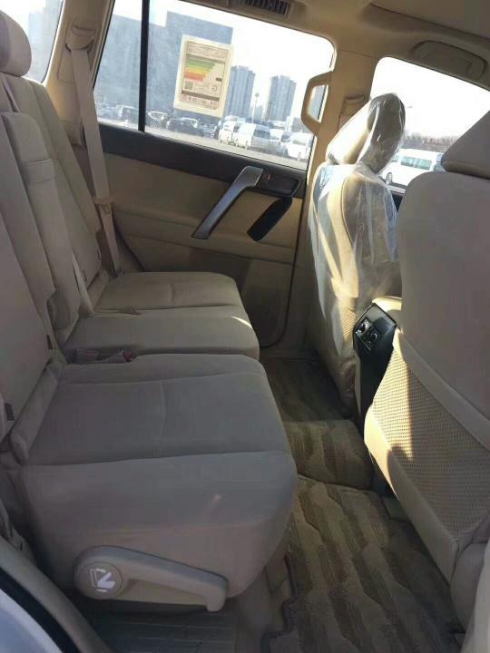 丰田普拉多横暴4000中东原味网版TXL 原味SUV【汽车时代网】