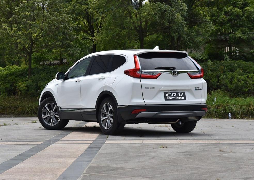 现车在售超低价促销售全国】新款本田CRV内饰方面,全新一代CR-
