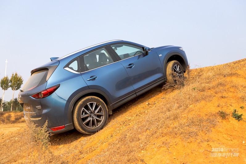 颜值与实力并存 试驾第二代Mazda CX-5