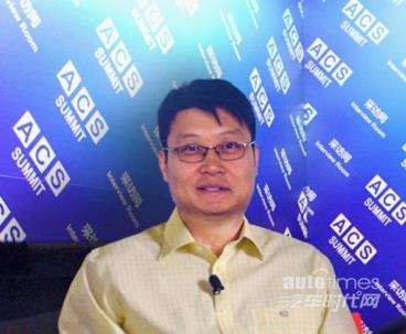 专访上海斯歌信息技术有限公司总裁李明