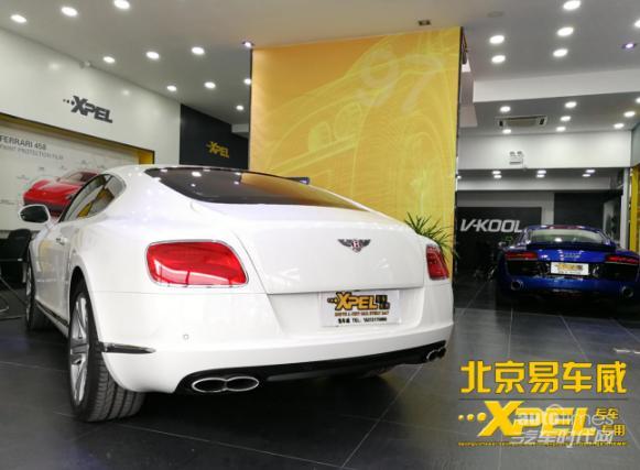北京XPEL旗舰店:寒风十里,暖心如你――易车威透明车衣