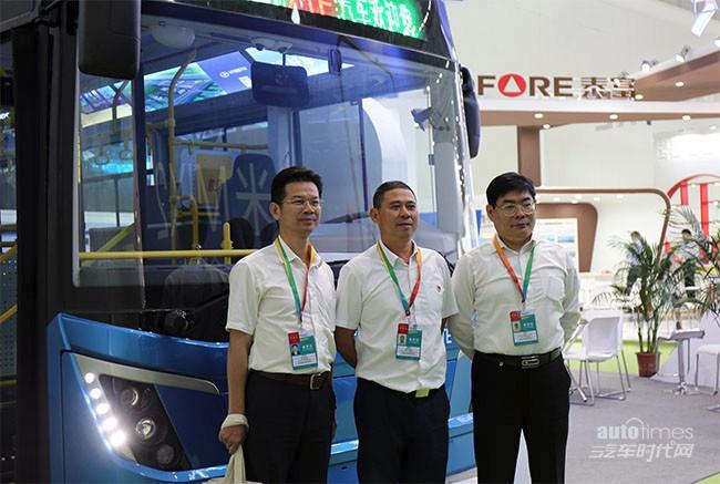 中兴智能汽车闪耀中拉国际博览会 智能公交大巴获点赞