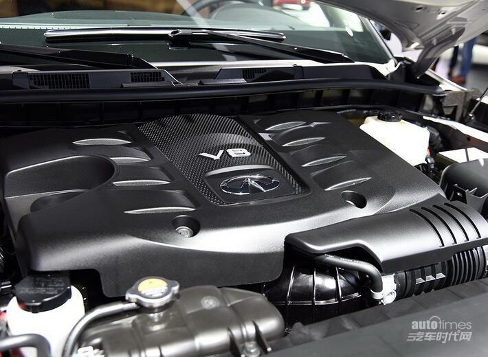 英菲尼迪新款QX80动力公布 性能提高