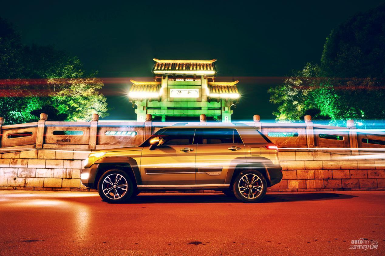当有型的人 做有型的事 开有型的北京(BJ)20