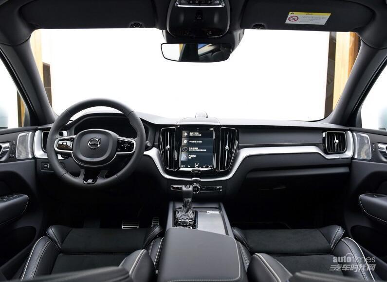 全新XC60详细预售价公布 预售价38万起
