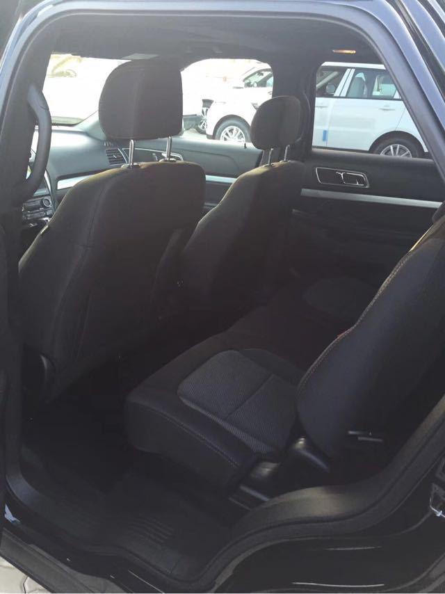 福特探险者2.3T四驱城市SUV热销款车型【汽车时代网】