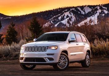 Jeep大指挥官中大型SUV市场 王炸