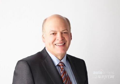 专访福特CEO 吉姆·哈克特