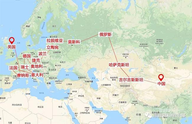 成都惠通陆华路虎2018年最受期待的自驾活动