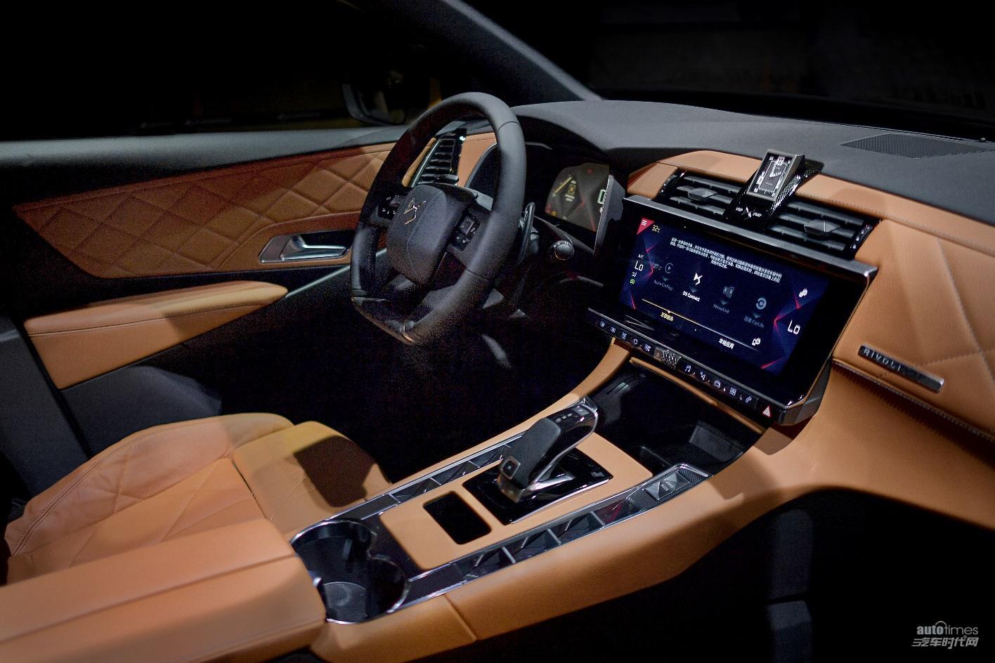 奢侈品的极致格调 这款SUV内饰设计不禁让人双击666