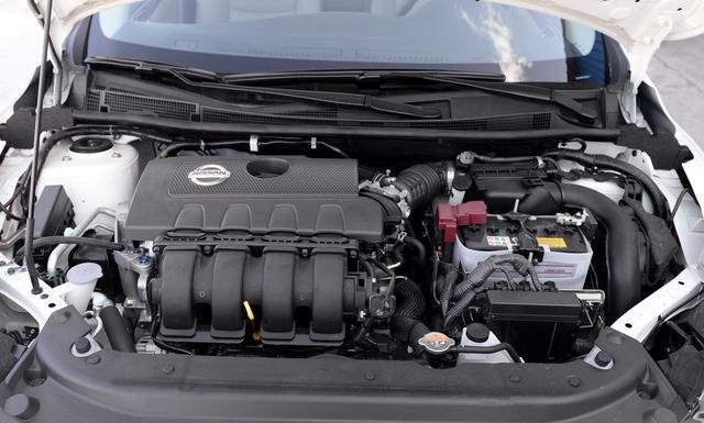 6l和1.8l发动机,匹配日产cvt变速箱.发动机就无力吐槽了,1.