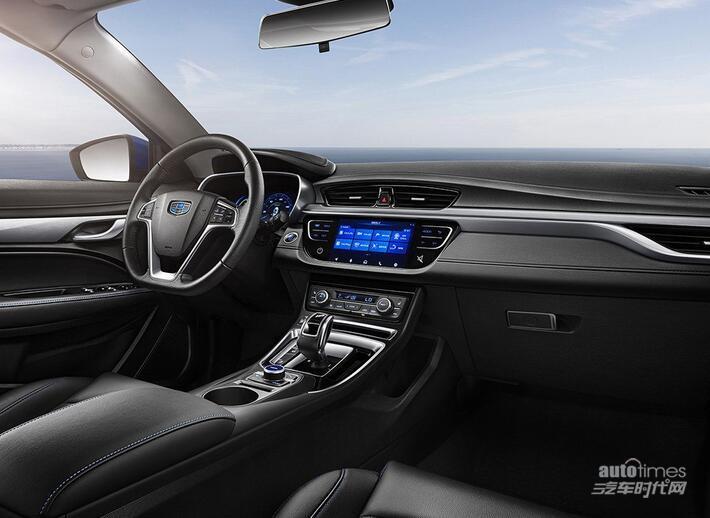 新款帝豪EV450于3月上市 预售价14-17万