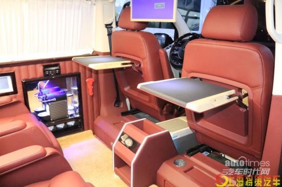 大众T6改装商务车MPV之亮点介绍