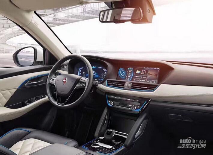 宝沃BXi7北京车展将上市 外观基本不变