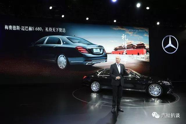 奔驰在广州一口气上市十款车,从AMG到迈巴赫都不能少!