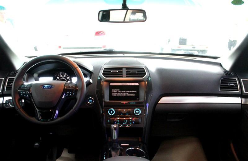 福特探险者优惠巨折降价裸车促销福利售全国【汽车时代网】