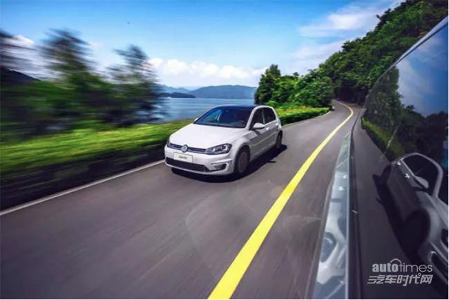 四川新双立Golf GTE售22.96万起 利率低至2.88%