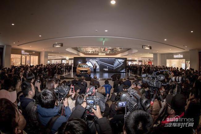 十一城联动献媚粉丝 DS7有望成2018最热豪华SUV