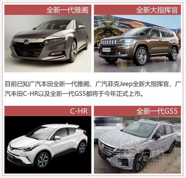 广汽集团2017年净利润涨7成 产销首破200万