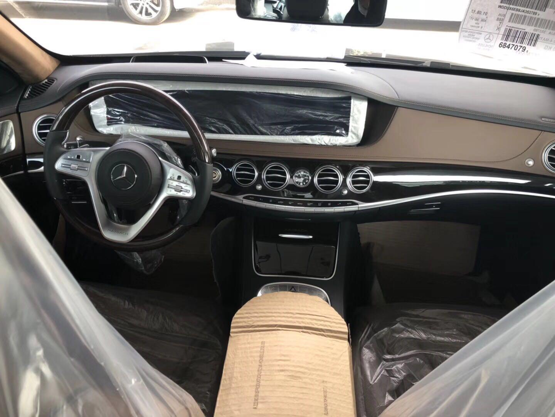 奔驰迈巴赫S450北京现车最新行情最新报价_云南快乐十分走势图50