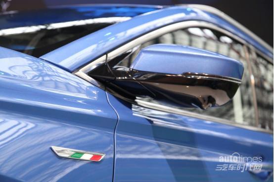 抢夺细分SUV市场 SWM斯威G01意大利正式首发