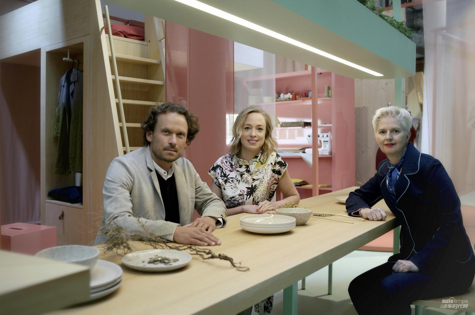 MINI品牌以前瞻居住生活理念亮相2018米兰国际家居展