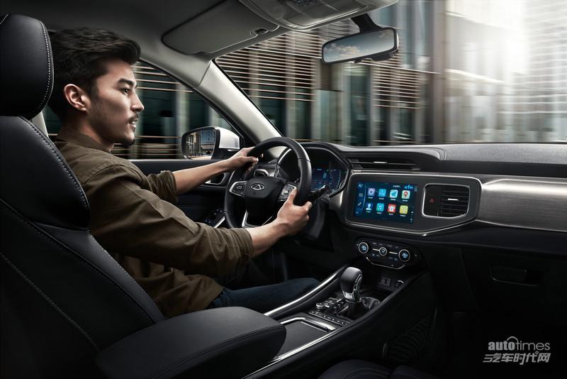 预售10万起,奇瑞全新SUV瑞虎8开启预售