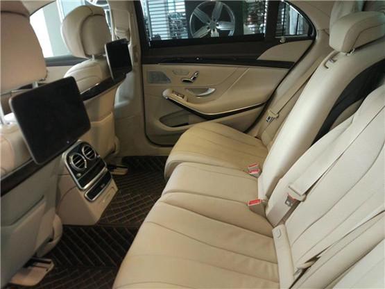行政座驾 尊贵象征 18款奔驰s450卓越特别版 颜色齐全