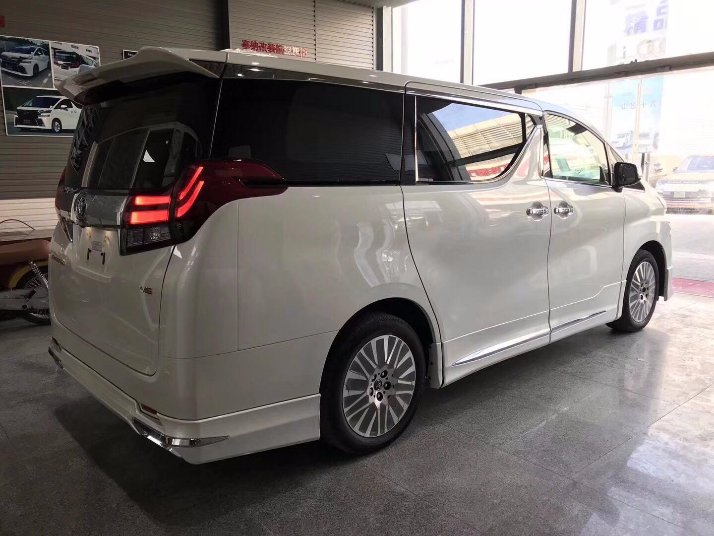 埃尔法蒙娜丽莎版商务车 品牌商务改装【汽车时