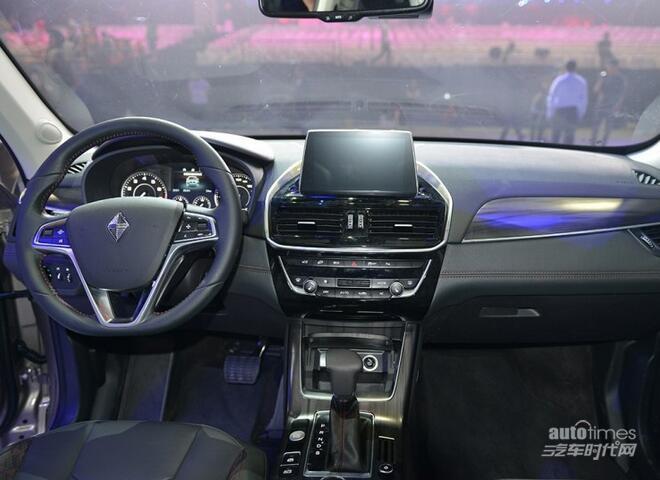 宝沃BX6正式上市 售价18.28-19.98万元