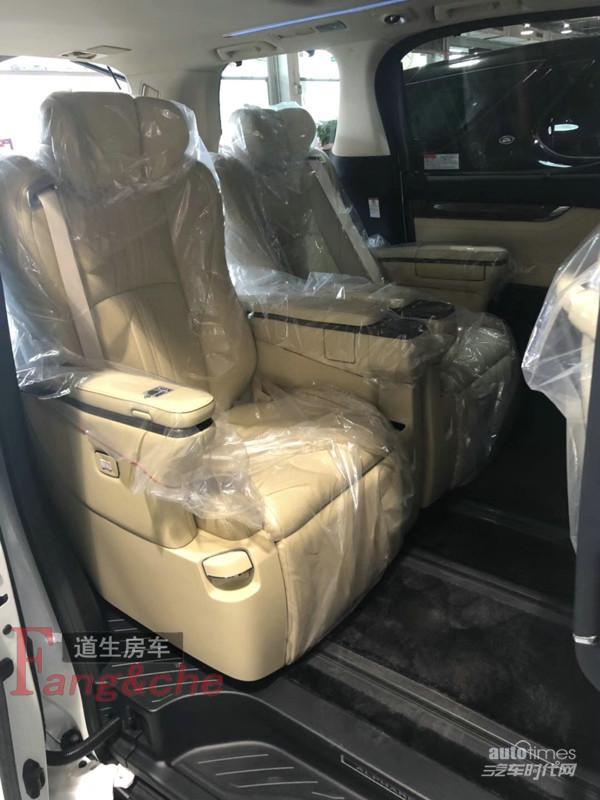 独一无二的精品座驾19款埃尔法 创新技术
