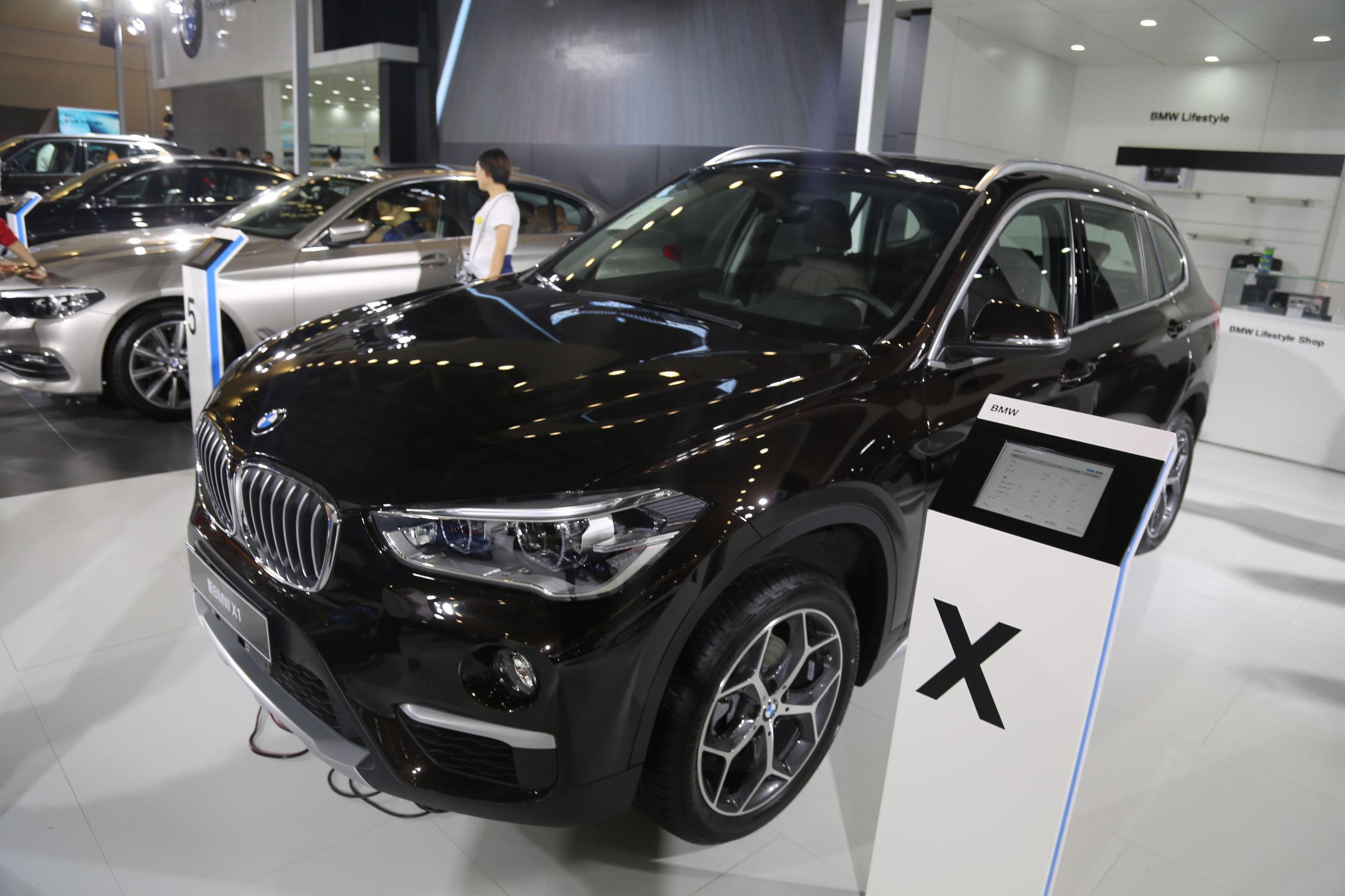豪华SUV宝马X1最新报价 全系优惠赶紧入手吧