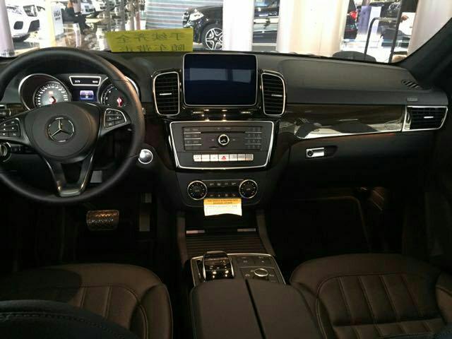 18款奔驰GLS450加版汽油 平行进口奔驰最新价格
