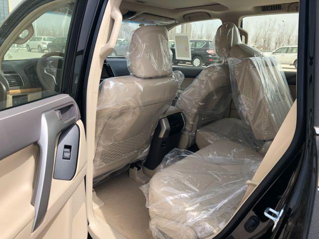 18款中东版丰田霸道4000最高配置最低价格 性价比高