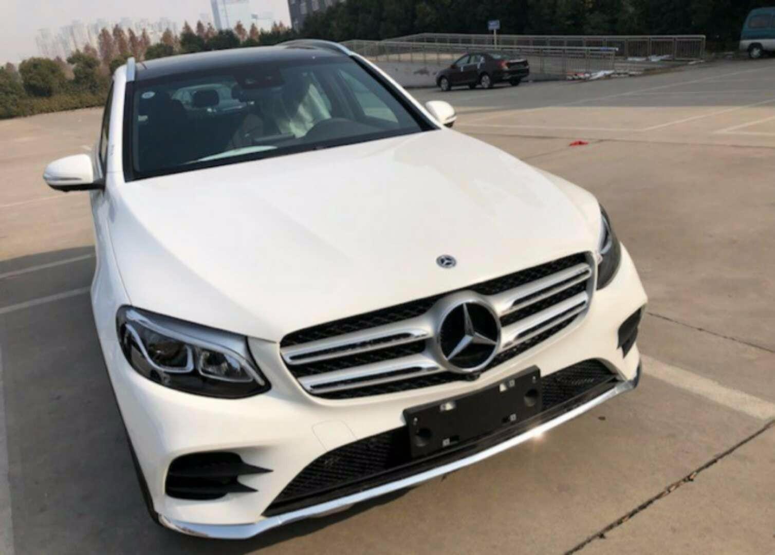 北京奔驰GLC全系新车报价 越野车SUV最低价格