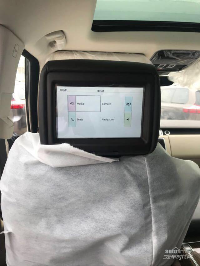 6月新车销量解读 揽胜行政 智能四驱系统