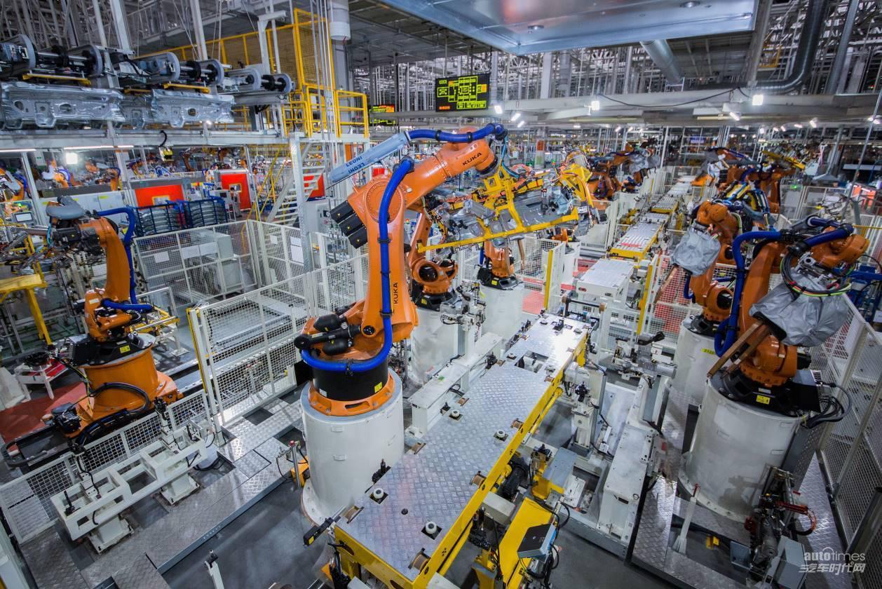 智慧赋能新未来 一汽-大众华南基地全面建成投产