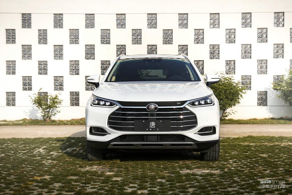 15万级SUV的代言人 全新一代唐树立行业新基准