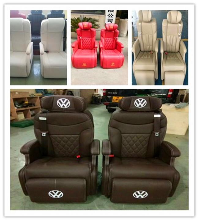 福特全顺改装座椅 内饰翻新升级 郑州汽车改装厂