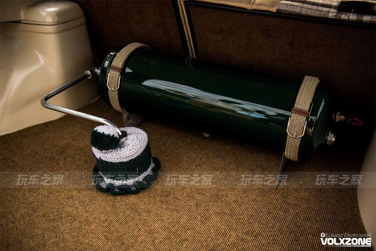 有情懷的桑塔納旅行版改裝案例,英倫綠車漆更顯味道