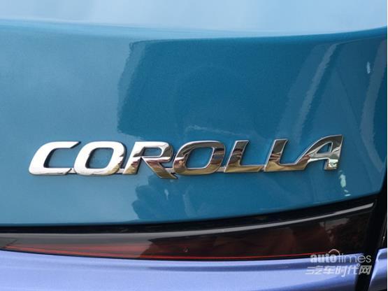 丰田又一爆款 20万公里质保 国6排放 比思域帅气油耗4L