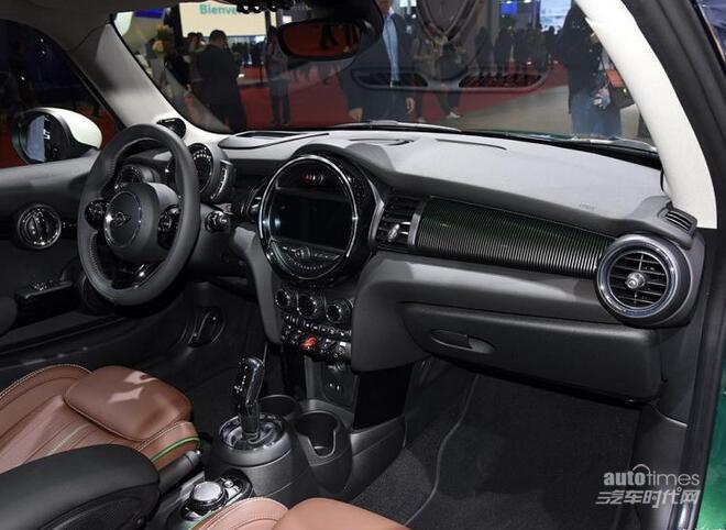 MINI特别版车型上市 售24.78-25.78万元