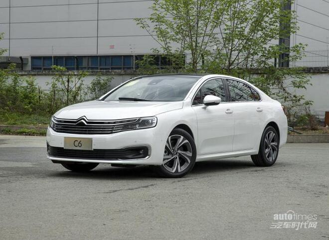 雪铁龙C6新车型上市 售22.09-27.59万元