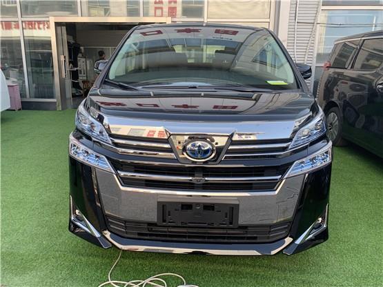 【转载】最新款丰田威尔法商务车价格北京埃尔法专卖店
