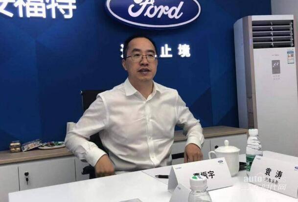 曹振宇:相信未来最先进的科技一定会在我们的产品上搭载