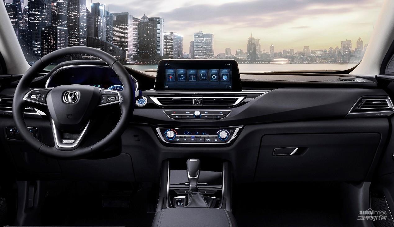 緊湊型價格中級車享受 長安銳程CC驚喜勁爆價8.49萬元起!