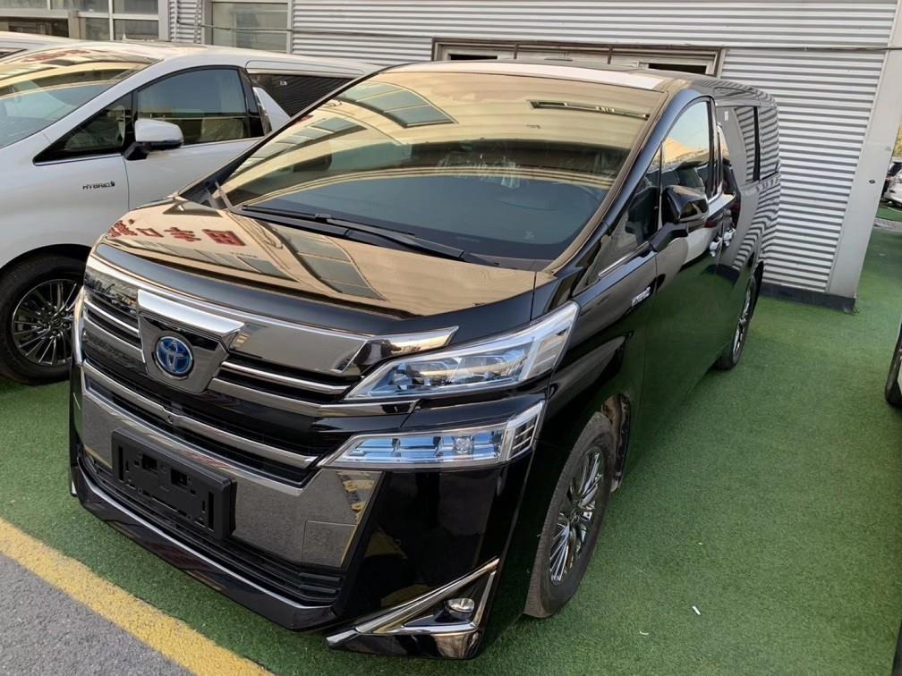 2020款国六四驱威尔法现车优惠促销北京