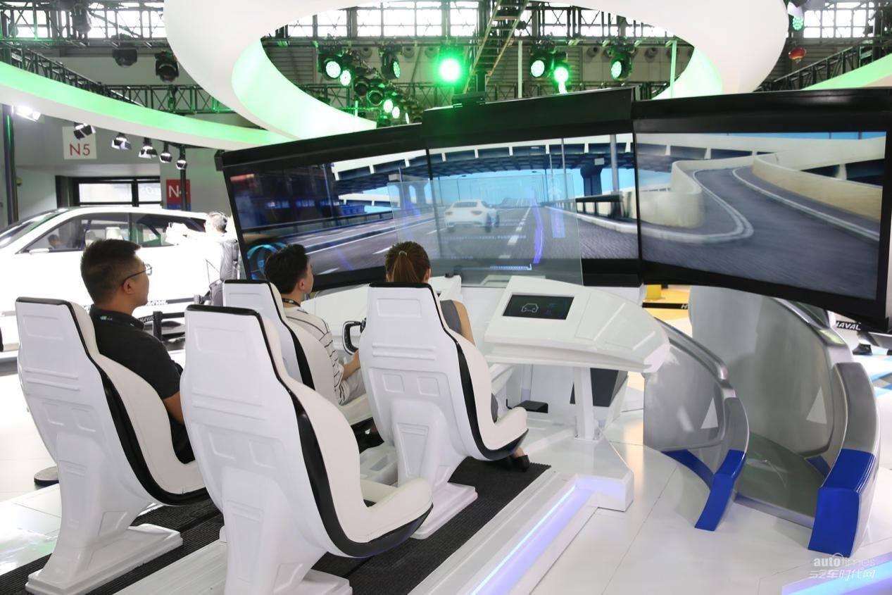 重新定义智慧用车 长城汽车CES以技术革新展望未来出行
