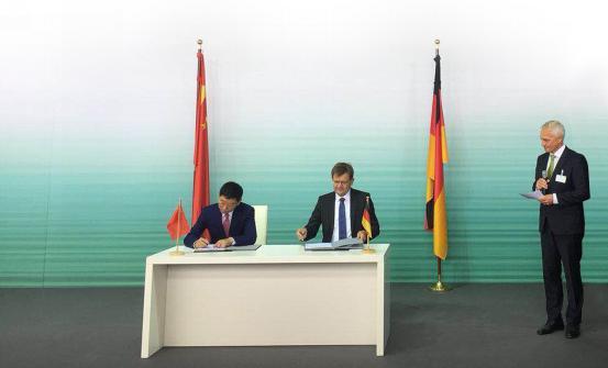 长城宝马正式签约 组建合资公司布局新能源