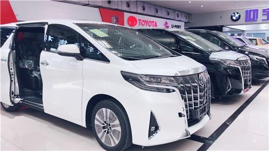 2019款丰田埃尔法保姆车试驾评测动力提升